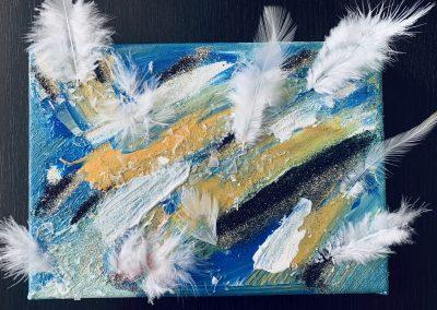 reiki painting